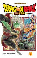 Dragon Ball Super Volume 05